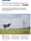 Holstein International Plus