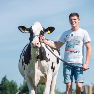 Rob Schouten with WFD Madison EX-92-NL