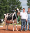 Zandorra winning GRAND Champion at the Sudwest Show '16