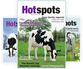 Hotspots magazine covers